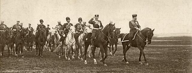 1898_Russia_visit_Romania