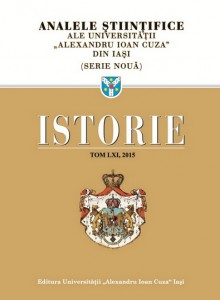 Anale ISTORIE 2015 m