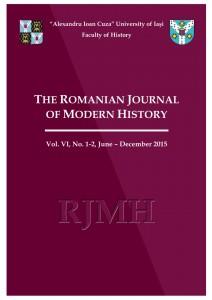 Coperta revista I RJMH_2015