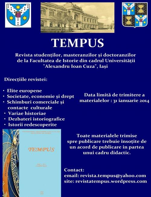 invitatie revista tempus1
