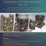Image for Concurs IFA-CEA (ediţia I – 2016): <b>Împreună salvăm patrimoniul cultural românesc</b>