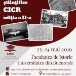 Image for 23-24 mai 2019 – Sesiune de comunicări stiinţifice CICR ediţia a II-a
