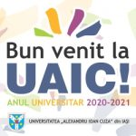 Image for Bun venit la UAIC – Editie online