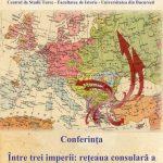 """Image for 4 decembrie 2020 – Conferința """"Între trei imperii: rețeaua consulară a Vechiului Regat (1879-1918)"""""""