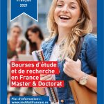 Image for Call for applications for the French Government Masters and Doctorate Scholarship program is open until March 1, 2021