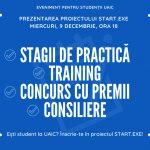 """Image for 9 decembrie 2020 – Proiectul """"Start experienţă – START.EXE"""" (anunț actualizat)"""