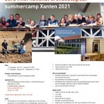 Image for 33rd international archaeological summercamp Xanten 2021