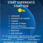 Image for Calendarul inscrierilor pentru anul 2 de implementare a proiectului Start experienta-START.EXE
